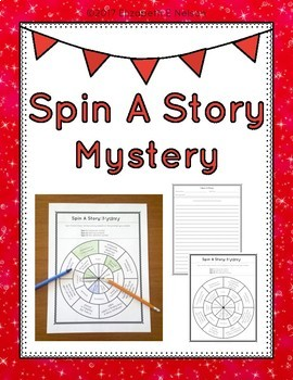Spin A Story: Mystery Story Spinner