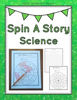 Spin A Story: Science Story Spinner