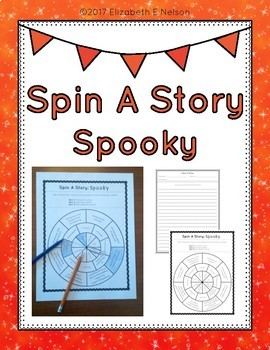 Spin A Story: Spooky Story Spinner
