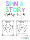 Spin-A-Story Writing Station K-2