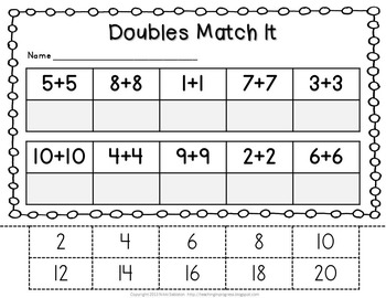 Spin-A-Strategy:  Doubles