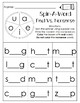 Spin-A-Vowel. CVC Short Vowel / Nonsense Word Practice. Ki