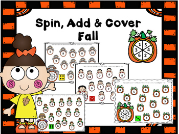 Spin, Add and Cover -Fall