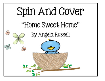 "Spin And Cover ~ ""Home Sweet Home"""