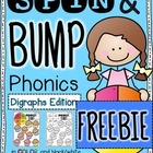 Spin & Bump Digraph {FREEBIE} Sh and CH