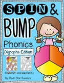 Spin & Bump *Digraphs Edition* 5 fun BUMP games for phonics