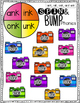 Spin & Bump *Glued / Welded Sounds* 5 fun BUMP games for phonics