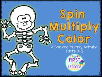 Spin, Color, Multiply: Skeletons