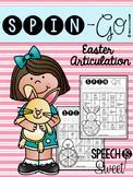 Spin-Go: Easter Articulation