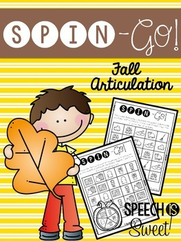 Spin-Go: Fall Articulation