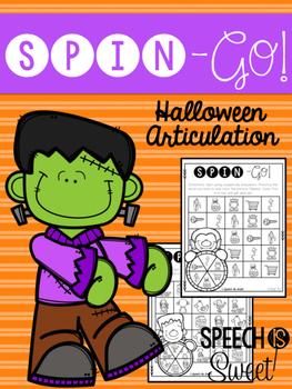 Spin-Go: Halloween Articulation