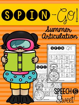 Spin-Go: Summer Articulation