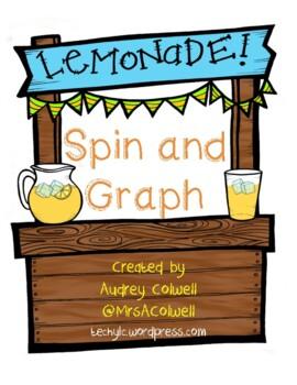 Spin & Graph - Lemonade Stand