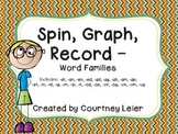 Spin, Graph, Record - Word Family Edition