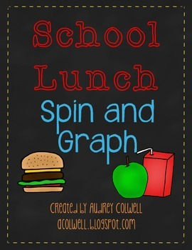 Spin & Graph - School Lunch