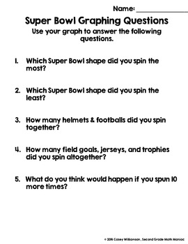 Spin & Graph: Super Bowl Style