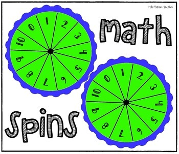 Spin Math [Addition and Multiplication] [0-10]