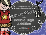 Spin Me Round - Double Digit Addition Game