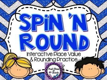 Spin 'N Round