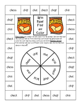 Spin, Read, Find, and Color {Digraphs}