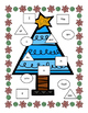 Spin & Read Sight Words & CVC Words (Winter Tree Edition)