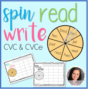 Spin Read Write: CVC, CVCe