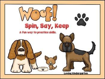 Spin, Say, Keep