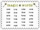 Spin & Spell: Magic E / CVCe Words