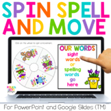Spelling Activities for any list of words | Spring