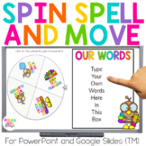 Spelling Activities for any list of words  | Thanksgiving