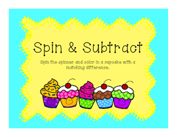 Spin & Subtract