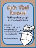 Spin That Dreidel! - Make a Bar Graph