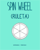 Spin Wheel - Ruleta
