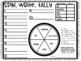 Spin, Write, Tally! Reading Street Unit 1 Sight Word Bundle