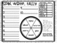 Spin, Write, Tally! Reading Street Unit 4 Sight Word Bundle