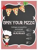 Spin Your Pizza - Do, Mi, Sol & La