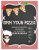 Spin Your Pizza - Pentatonic Scale