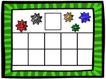 Spin a Bow and Count a Bow 1-10 Freebie