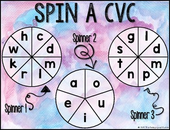Spin a CVC
