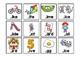 Spin a Letter Game & Worksheets