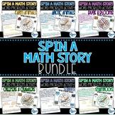 Story Problem Bundle: Word Problem Activities