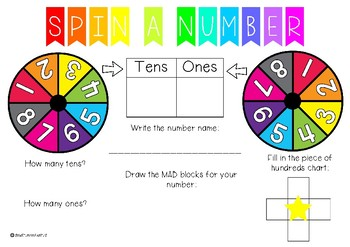 Spin a Number