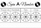 Spin-a-Number Place Value Activity