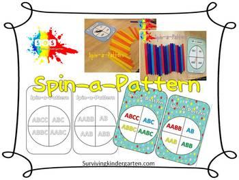 Spin-a-Pattern