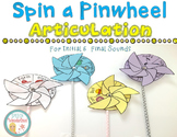 Spin a Pinwheel Articulation