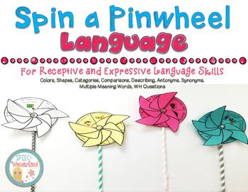 Spin a Pinwheel Language
