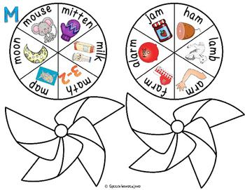Spin a Pinwheel Sampler