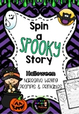 Spin a SPOOKY Story ~ Halloween