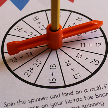 Spin a Sentence - Who or What / Did What / When or Where