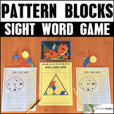 Sight Word Game (Journeys First Grade Units 1-6 Supplemental Resource)